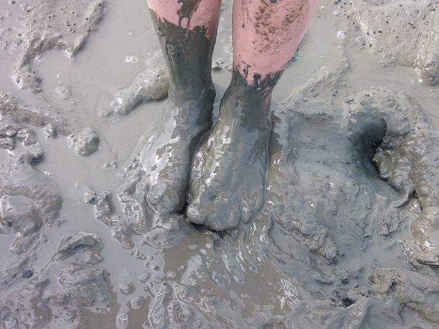 Fleuve de boue