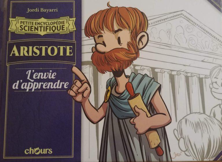 Aristote envie apprendre