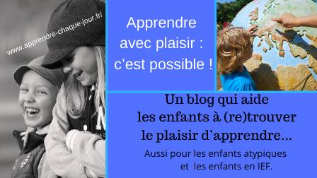 www.apprendre-chaque-jour.fr